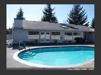 EasyRoommate US - Room next to Lake Meridian Sept., Covington - $850 pm
