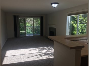 EasyRoommate US - 1 block to Mill Creek Town Center & Beautiful View, Paine Field-Lake Stickney - $800 pm