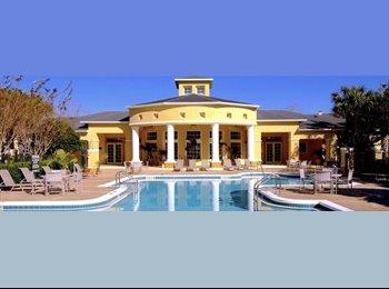 EasyRoommate US - BEDROOM WEST CAMPUS VALENCIA COLLEGE ORLANDO, Orlovista - $500 pm