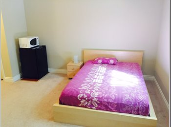 EasyRoommate US - *Female Only*Fully Furnished Room Near Redmond Downtown + Microsoft Campus(VEGETARIAN ONLY), Redmond - $980 pm