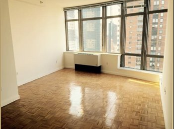 EasyRoommate US - Master Bedroom with Private Bath * Doorman - Elevator - Gym - Laundry!, Garment District - $2,050 pm