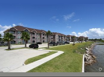 EasyRoommate US - 2 BEDROOM/2 BATH AT LA JOYA, Corpus Christi - $535 pm