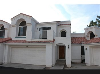 EasyRoommate US - LOOKING FOR 2 ROOMATES FOR BEAUTIFUL TOWNHOUSE , Guadalupe - $555 pm