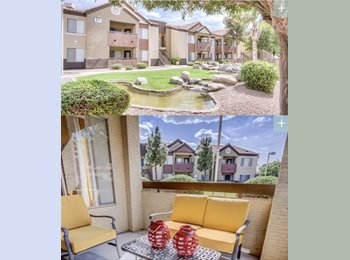 EasyRoommate US - 3 Bedroom Apartment Galleria Palms, Guadalupe - $500 pm