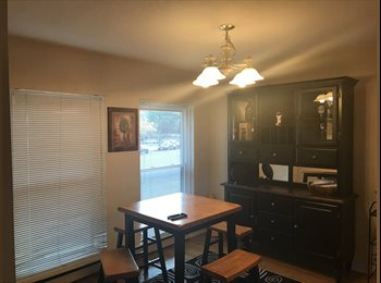 EasyRoommate US - Spacious Charlestown Townhouse , Thompson Square / Bunker Hill - $1,450 pm