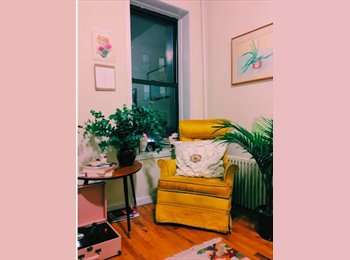 EasyRoommate US - SUNNY BEDROOM AVAILABLE FOR FEMALE AUG 1, Sunset Park - $865 pm