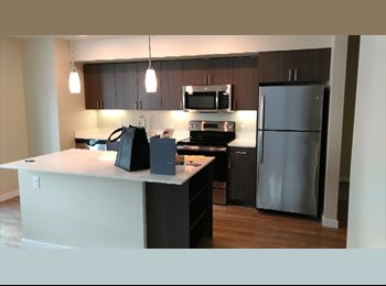 EasyRoommate US - Looking for a roommate to share brand new apartment, Redmond - $1,200 pm