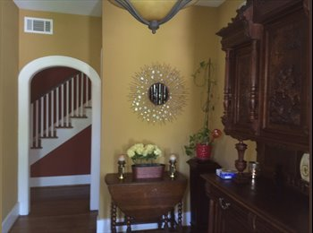 EasyRoommate US - Large room with pvt bath $750 in Lg 3400 SF home neat Downtown, TSU, Medical, Museum, Midtown area, Museum District - $750 pm