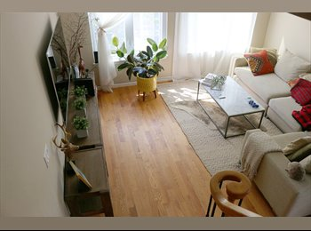EasyRoommate US - Large Sunny Bedroom and Full Access to Home and Garden , Midland Beach - $1,500 pm