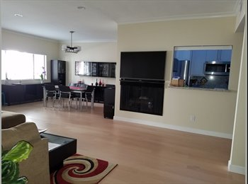 EasyRoommate US - Condo Share private bedroom and private bathroom in Brentwood Los angeles, Brentwood - $1,895 pm