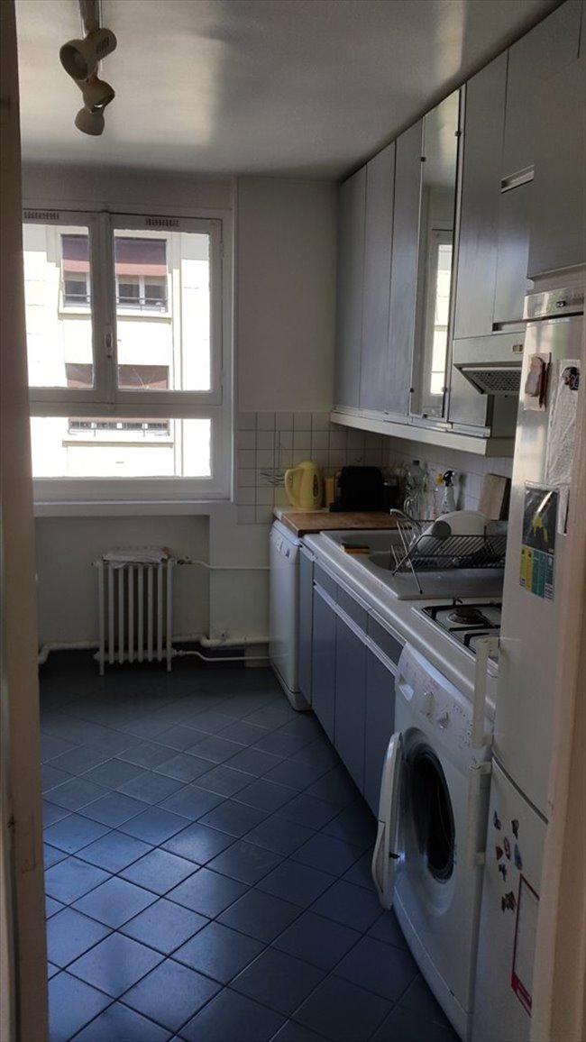 Colocation Appartement Paris