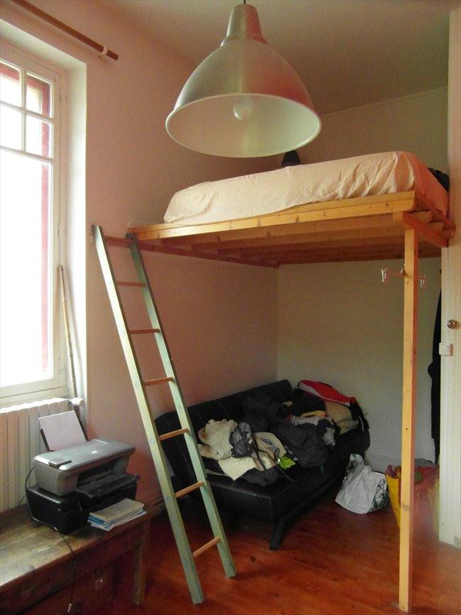 Colocation valence chambre meubl e louer en coloc - Charges deductibles location meublee ...