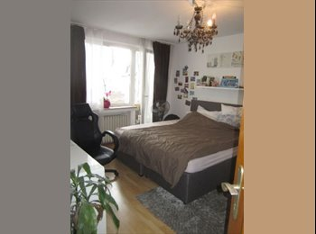 EasyWG DE - Very bright furnished 1 room apartment., Köln - 600 € pm