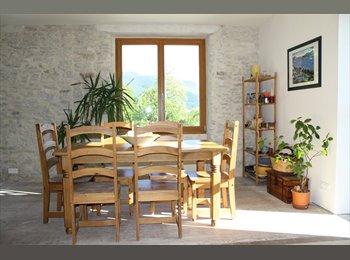 Appartager FR - Loue chambre dans grande maison à partager, Villard-de-Lans - 260 € /Mois