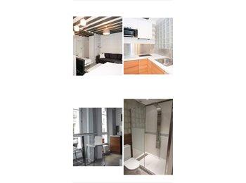 Appartager FR - Studio meublé 28m2 St Germain dès près avec parking _Wifi, 3ème Arrondissement - 650 € /Mois