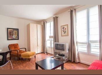 Appartager FR - Studio meublé et rénové, Lyon - 400 € /Mois