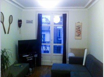 Appartager FR - Chambre dans colocation, 20ème Arrondissement - 690 € /Mois