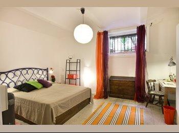 EasyStanza IT - Large single room - Kingsize bed - Uffizi area, Firenze - € 550 al mese