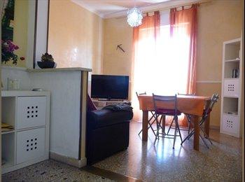EasyStanza IT - Appartamento ben collegato con tutti i servizi, Don Bosco-Cinecitta' - € 850 al mese