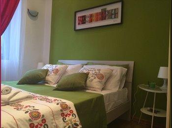 EasyStanza IT - deliziona camera matrimoniale, Verona - € 500 al mese