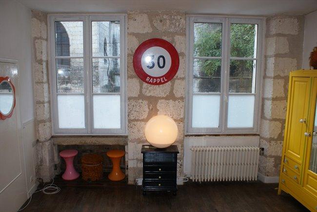 Colocation à Bourges - chambre meubler chez l'habitant , 17 m2 , hyper centre ville . | Appartager - Image 3