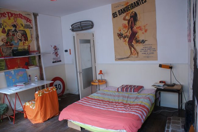 Colocation à Bourges - chambre meubler chez l'habitant , 17 m2 , hyper centre ville . | Appartager - Image 4