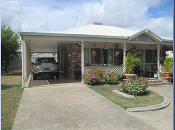 EasyRoommate AU - Bright Room  Lots of natural light, Mackay - $100 pw