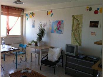 Appartager FR - chambre dans maison avec véranda et jardin, Orvault - 330 € /Mois