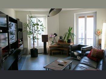 Appartager FR - APPART MEUBLE  65m² - 4 pieces - 2 Chambres - PARIS 12, Saint-Mandé - 780 € /Mois