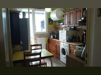 Appartager FR - Colocation T4 à Grenoble, Saint-Martin-d'Hères - 325 € /Mois