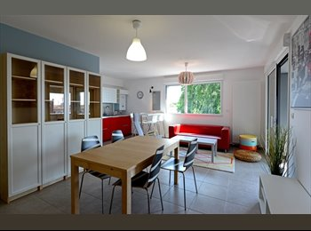 Appartager FR - Colocation appartement 4 chambres, Nantes - 345 € /Mois