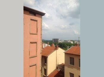 Appartager FR - chambre dans appartement canut , Lyon - 350 € /Mois