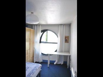 Appartager FR - A louer chambres  en colocation dans un loft-duplex de 140 m2, 20ème Arrondissement - 600 € /Mois