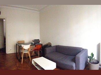 Appartager FR - Chambre dans le 4e arrondissement , 4ème Arrondissement - 830 € /Mois