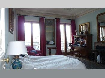 Appartager FR - belle chambre dans tres grand appartement, 10ème Arrondissement - 950 € /Mois