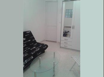 Appartager FR - colocation meublée à saisir !, Pierrefitte-sur-Seine - 550 € /Mois
