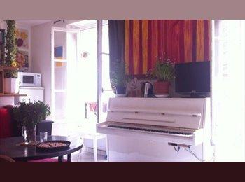 Appartager FR - Colocation d'un charmant appartement à Oberkampf, 3ème Arrondissement - 790 € /Mois