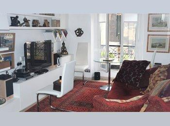 Appartager FR - AOUT-SEPTEMBRE - OCCUPATION INDIVIDUELLE, 10ème Arrondissement - 850 € /Mois