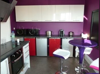 Appartager FR - Coloc Grand appartement, Saint-Fons - 460 € /Mois