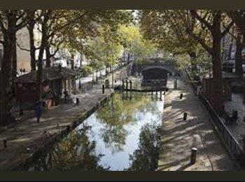 Appartager FR - Canal st martin République, 10ème Arrondissement - 550 € /Mois