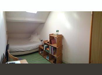 Appartager FR - Recherche sous locataire_ Appartement 3 pièces 40m2, 11ème Arrondissement - 610 € /Mois