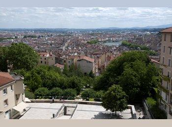 Appartager FR - Appartement au coeur de la Croix Rousse, Lyon - 400 € /Mois