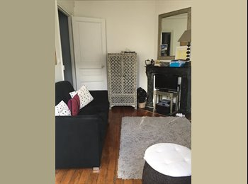 Appartager FR - Cute flat, with a cute balcony, in a super area, 11ème Arrondissement - 575 € /Mois