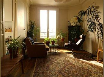Appartager FR - Appartement calme et vert, vue dégagé sur cour intérieure, 20ème Arrondissement - 700 € /Mois