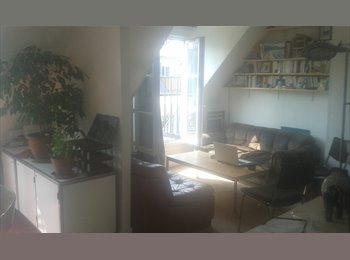 Appartager FR - Appartement entier à Bastille disponible pour le mois d'aout, 11ème Arrondissement - 800 € /Mois