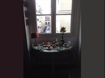 Appartager FR - Studio tout près de la place St. Sulpice / Studio in the 6th, 6ème Arrondissement - 1400 € /Mois