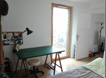 Appartager FR - Coloc étudiante à compléter sur Saint-Ouen, Saint-Ouen - 425 € /Mois