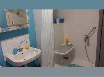 Appartager FR - Loue une chambre pour une etudiante de preference, La Mulatière - 350 € /Mois