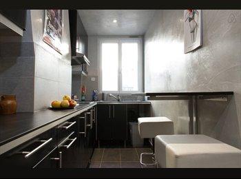 Appartager FR - Coloc' 19ème, 19ème Arrondissement - 650 € /Mois