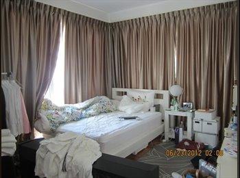 EasyRoommate SG - Potong Pasir Mrt -Condo Penthouse Master Room Rent , Serangoon - $1,500 pm